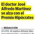 Noticia en El Comercio