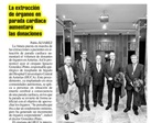 Noticia en La Nueva España