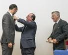Toma de posesión como Académico Correspondiente del Ilmo. Sr. D. FERNANDO LÓPEZ ÁLVAREZ